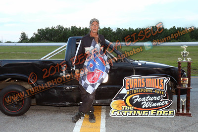 Schroy, Bob June 20 Truck win - 1