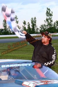 Bancroft Dylan June 20 Super stock series win - 1