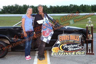 Schroy, Bob June 20 Truck win - 2
