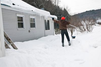 Neighbor Helping Neighbor