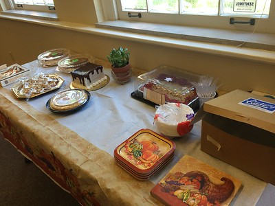 2015 Ft. Worth BAC Thanksgiving Potluck