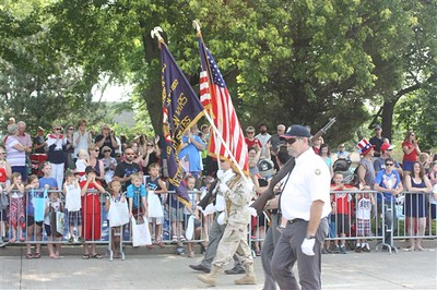 2015 July 4th Parade!