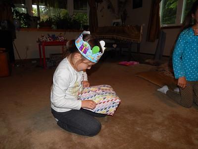 Ilianna 6 birthday