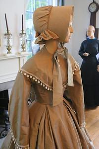 IMG_9978 gown belonged to cornelia dutton of woodstock circa 1860