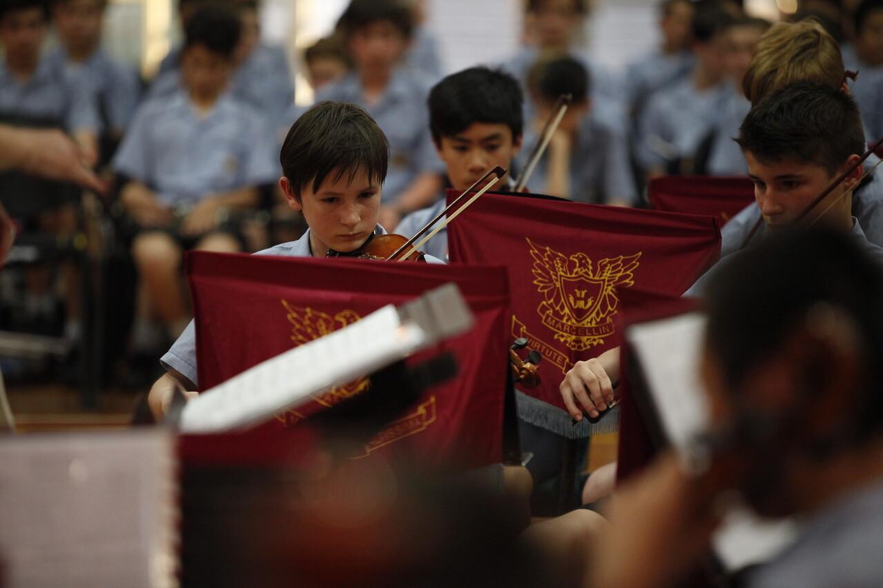 2015 Junior Music Concert