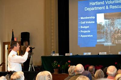 Hartland Town Meeting 2015