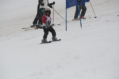 Race Down the Face 33