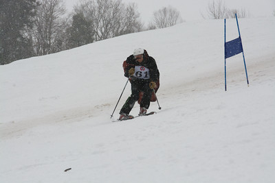 Race Down the Face 37