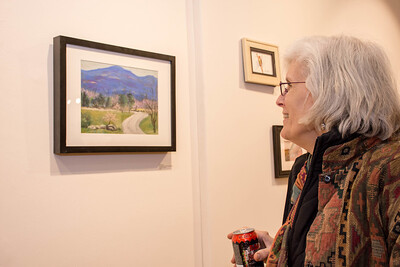 Small Works, Opening Reception