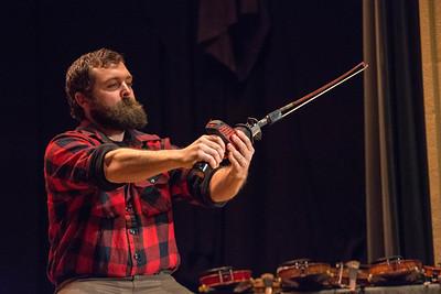 Patrick Ross, The Fiddler