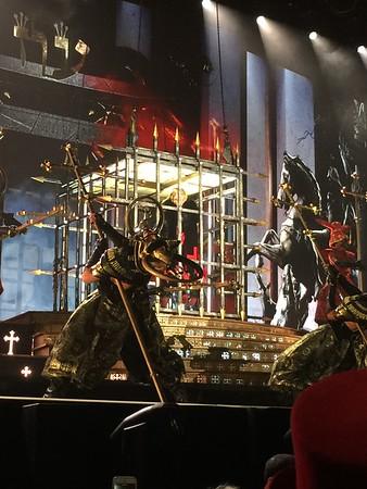 2015 - October Madonna Rebel Heart Tour