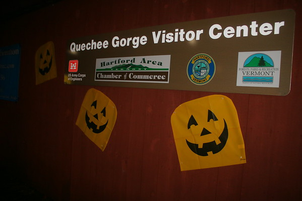Haunted Quechee Gorge, 2015