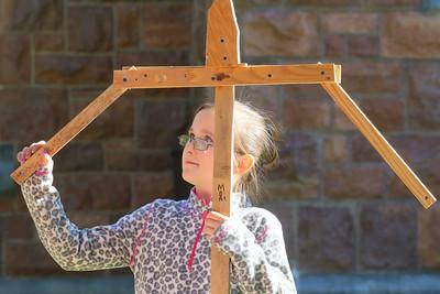 IMG_4811 charlotte nunan adjusts an armiture