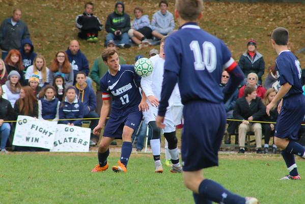 WUHS Boys Soccer vs Fair Haven