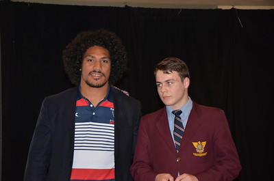 2015 Rugby Presentation Night