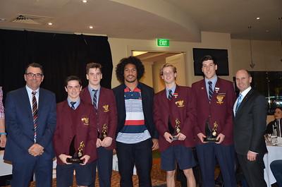 2015 Rugby Presentation Night