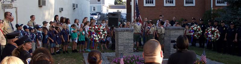 2015 September 11 Memorial