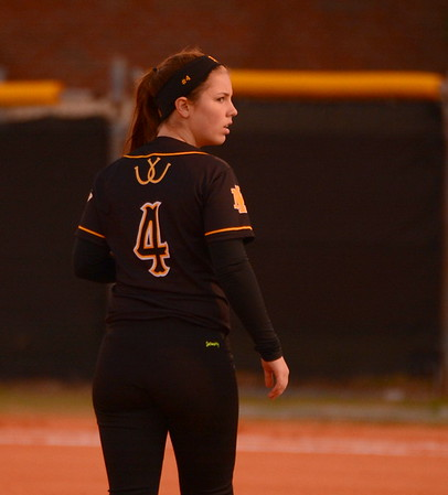 MIHS Softball vs Creekside 2/6/2015