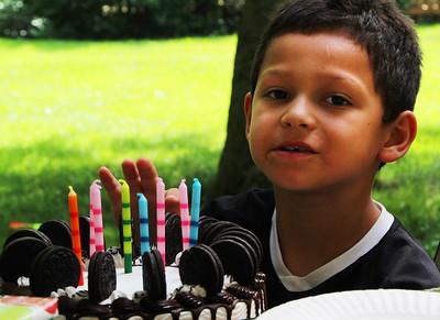 Magnus 8th Birthday