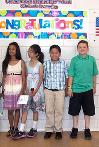 Lukas 5yh Grade Graduation