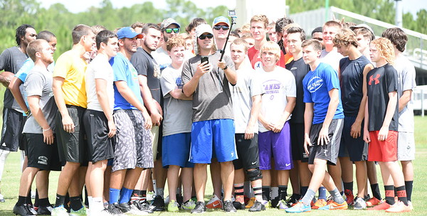 Lundy Longsnapping 5/31/2015