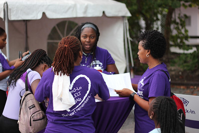 Alzheimer's Walk Hollywood North Beach Park Oct. 24, 2015