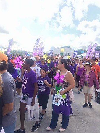 Photos by you: Miami Walk to End Alzheimer's