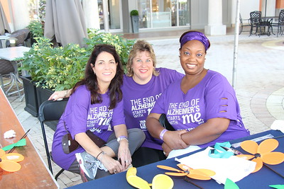 West Palm Beach Walk to End Alzheimer's 2015 - Everett