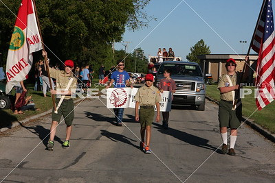 2015 Winamac Homecoming Parade
