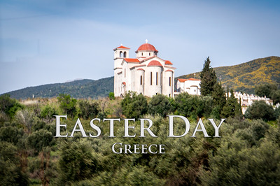 Easter Day in Greece