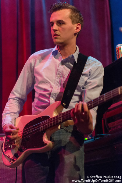 Sam Cash & The Romantic Dogs, Cameron House (Front Room), Toronto, ON, 19-March 2015