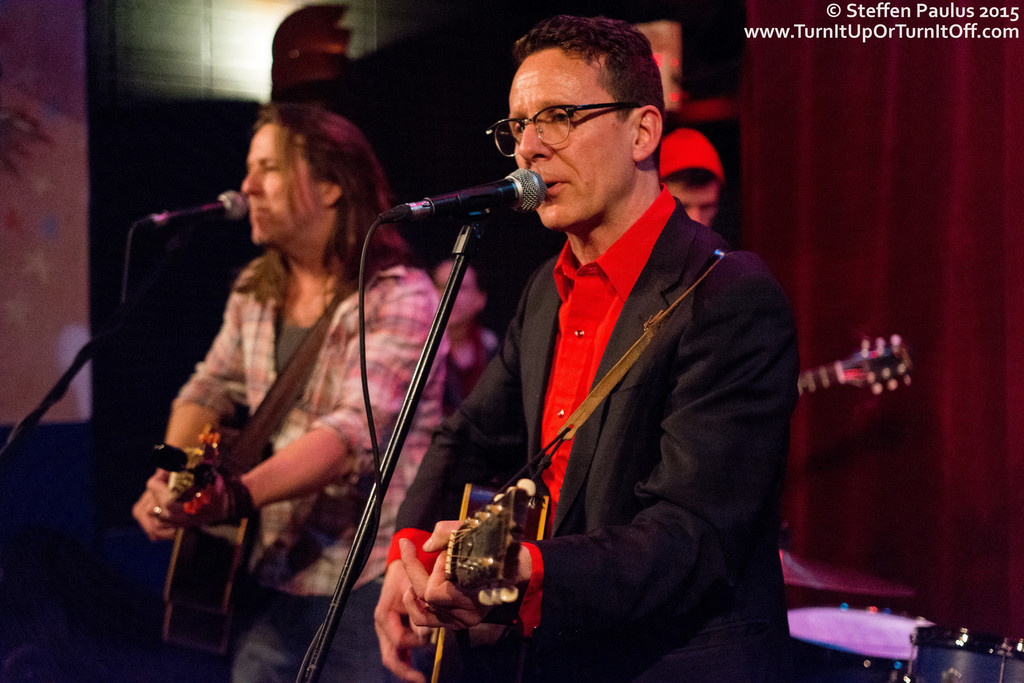 Cash Brothers with Sam Cash & The Romantic Dogs, Cameron House (Front Room), Toronto, ON, 19-March 2015