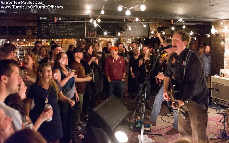 NQ Arbuckle @ Dakota Tavern, Toronto, ON, 31-March 2015