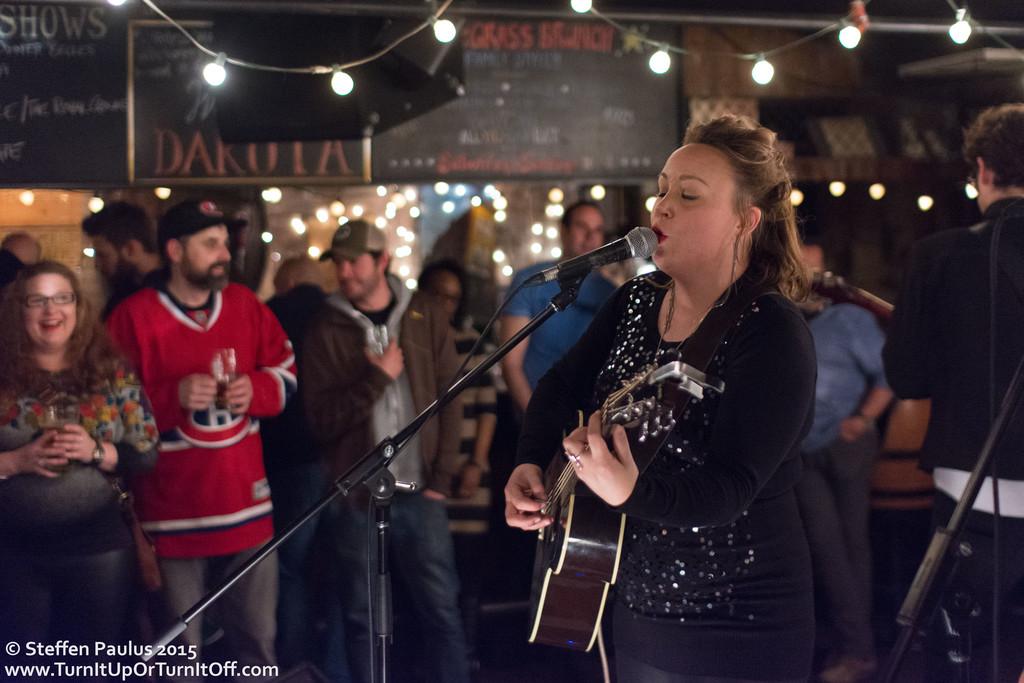 Samantha Martin & Delta Sugar @ Dakota Tavern, Toronto, ON, 19-April 2015