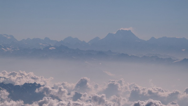 I think this is Kanchenchunga