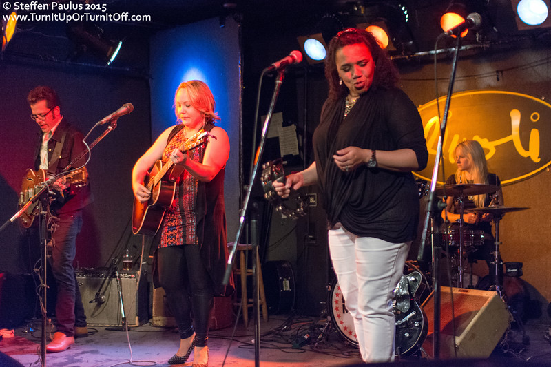 Samantha Martin And Delta Sugar @ Rivoli, Toronto, ON, 20-May 2015