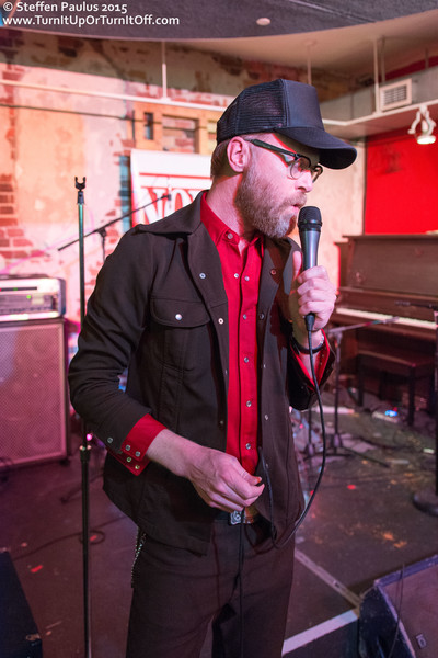 Slim Cessna's Auto Club @ NOW Lounge, Toronto, ON, 21-May 2015
