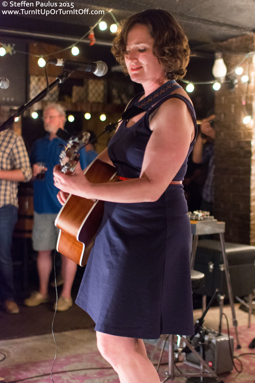Oh Susanna @ Dakota Tavern, Toronto, ON, 27-May-2015