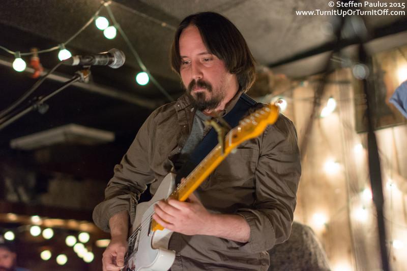 Jim Guthrie joins Ben Kunder @ Dakota Tavern, Toronto, ON, 27-May-2015
