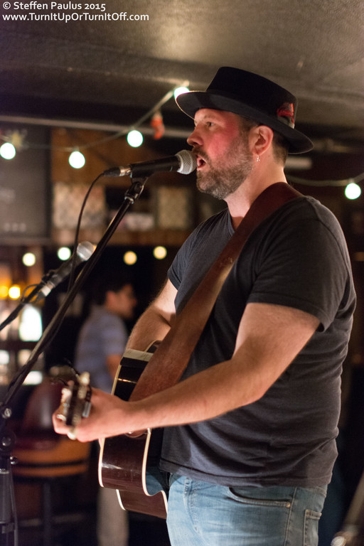 Dennis Ellsworth @ Dakota Tavern, Toronto, ON, 18-June 2015
