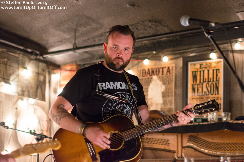 Leeroy Stagger @ Dakota Tavern, Toronto, ON, 18-June 2015