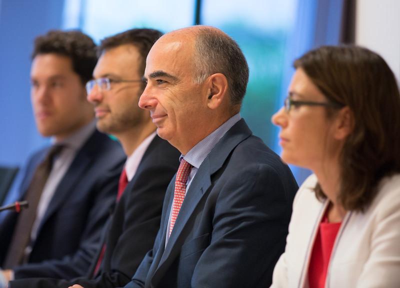 Gianluca Grippa, Head of Division Western Europe Unit, European External Action Service (Photo: Carlos de la Morena, EFTA Secretariat).