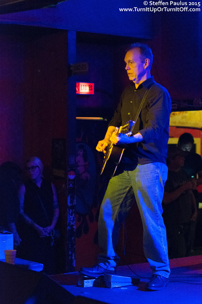 Jon Dee Graham @ Continental Club, Austin, TX, 9-September 2015