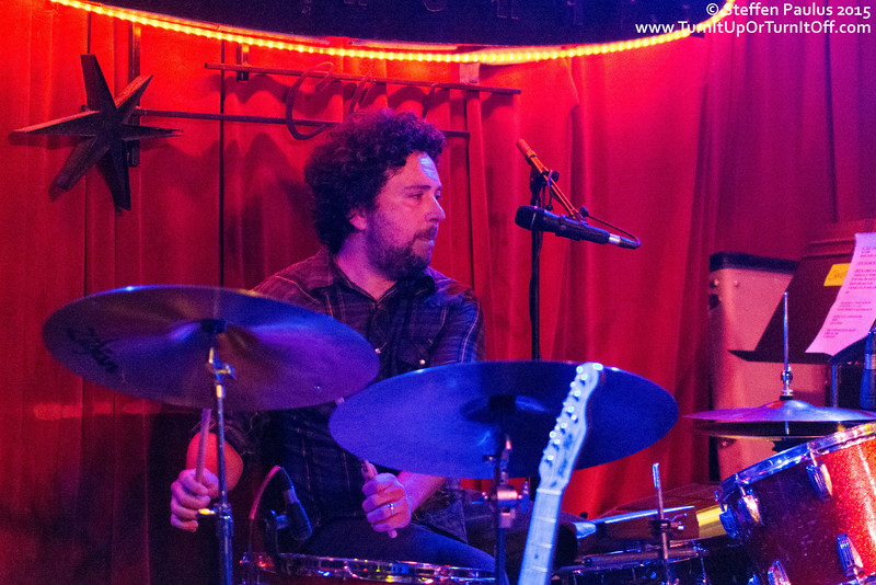 Charlie Sexton @ Continental Club, Austin, TX, 9-September 2015
