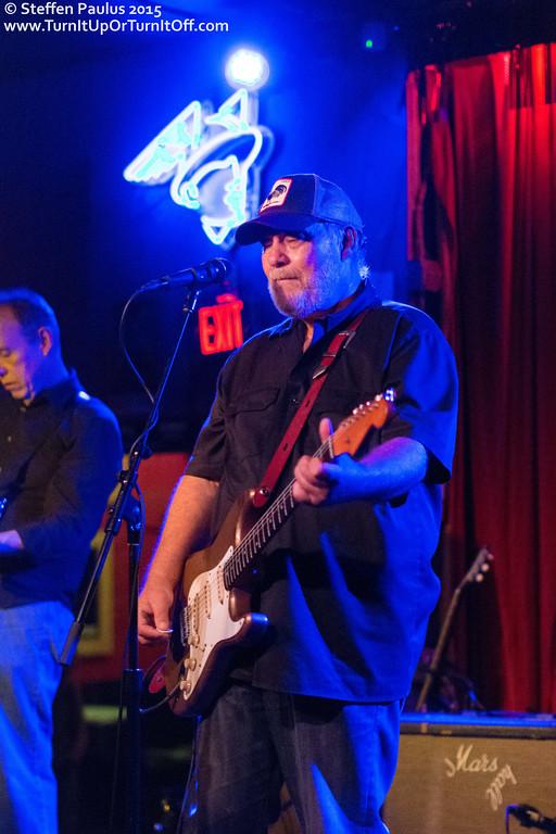 Jon Dee Graham @ Continental Club, Austin, TX, 9-September 2015