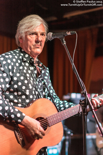 Robyn Hitchcock & The Sadies @ The Drake Hotel Underground, Toronto, ON, 13-September 2015