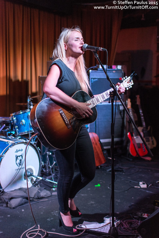 Emma Swift @ The Drake Hotel Underground, Toronto, ON, 13-September 2015