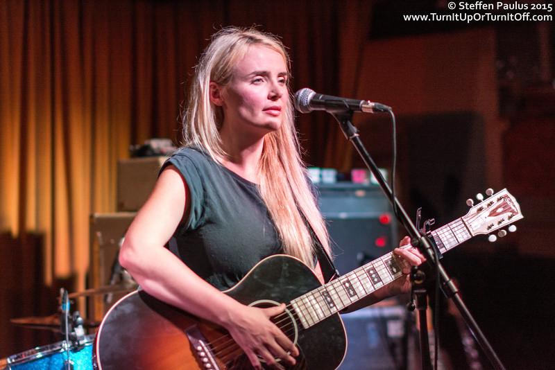 Emma Swift @ The Drake Hotel Underground, Toronto, ON, 13-September 2015