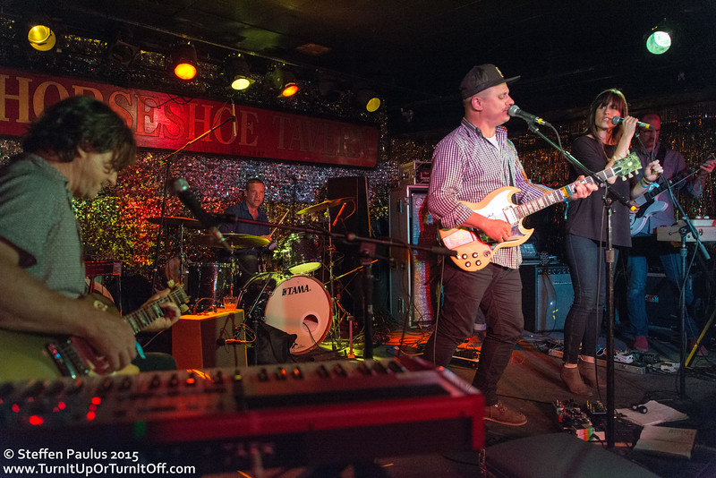 Jim Bryson @ The Horseshoe Tavern, Toronto, ON, 19-September 2015