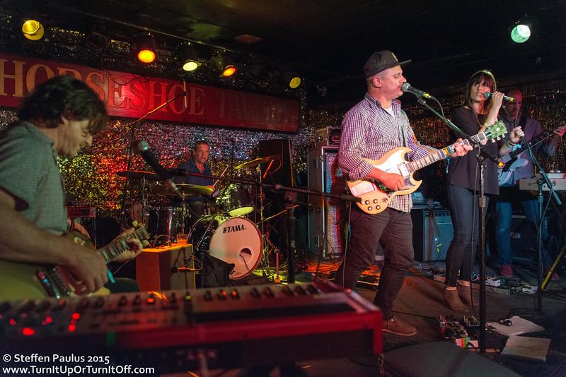 Jim Bryson @ The Horseshoe Tavern, Toronto, ON, 19-September 2015